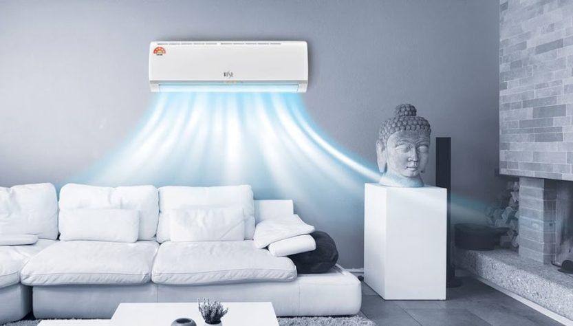 охлаждение воздуха