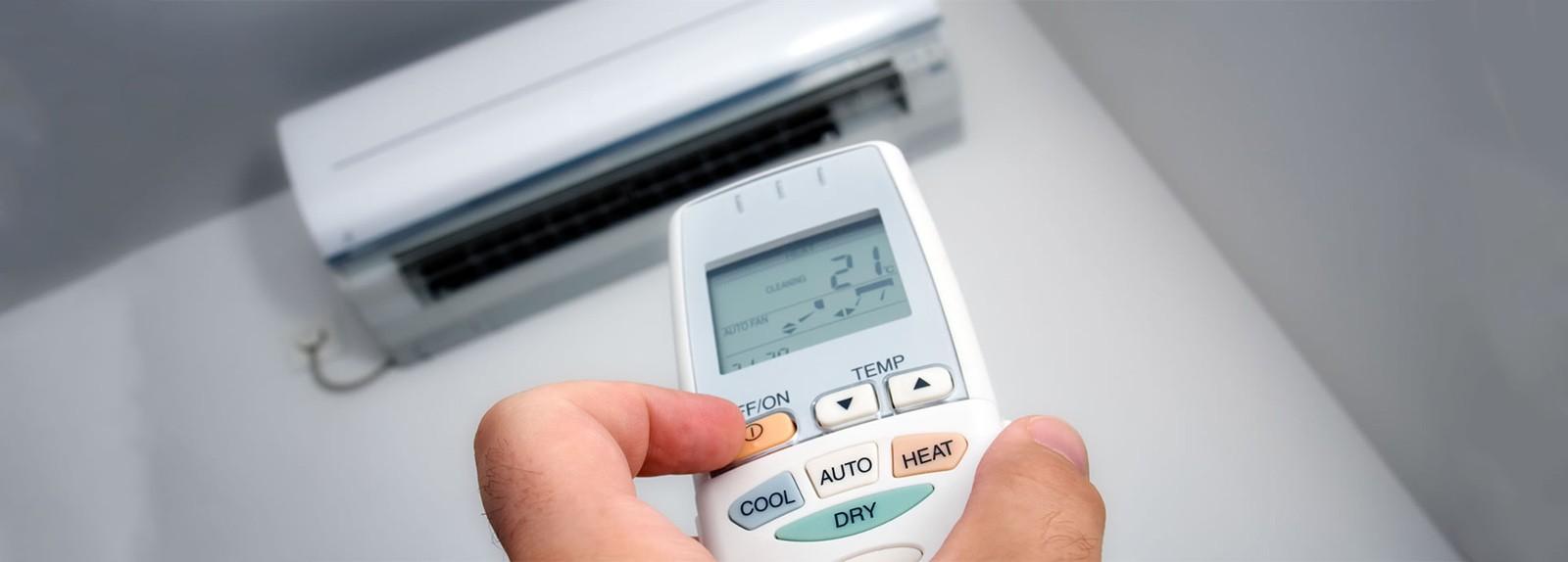включение кондиционера на отопление
