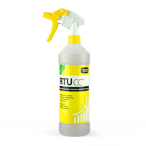 средство для чистки кондиционера RTU