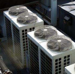 виды промышленных кондиционеров воздуха