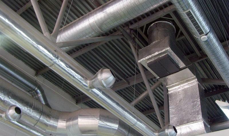 вентиляция промышленные